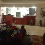  Lobby Best Western Monahans
