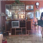 Homestay - Living Room