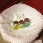 Organic Toiletries
