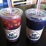 The Dougie and Blueberry Black Tea