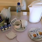 Hospitality Trays in rooms