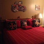  the Harley Davidson room