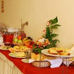  Desayuno buffet para nuestros invitados.