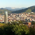 Vista, Torre Endesa y el Gran Bilbao .