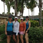 Our Saddlebrook group!