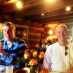 Michael & Darryl at The Inn & Spa at Cedar Falls