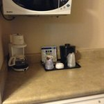 Good microwave and mini fridge
