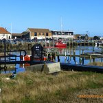 Southwold Harbour