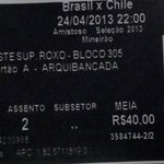  Ingresso