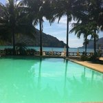 El Nido Garden Beach Resort resmi