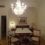  Suite  l&#39;htel Quirinale, 5me tage