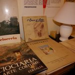 books collection - La stazione di posta b&b