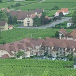  la rsidence vue des vignes