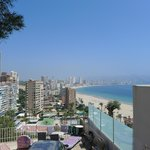 Poniente Beach Benidorm Spain