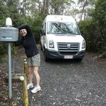 Foto de Discovery Holiday Parks Cradle Mountain