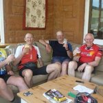  LEJOG Cyclists