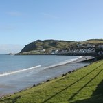  Views of Ballygally Beach - 5 minutes walk