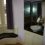  Washbasin in the bedroom