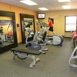 Hampton Inn Tuscaloosa East Hotel Fitness Center