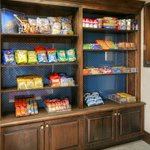 Hampton Inn Tuscaloosa University Hotel Snack Shop