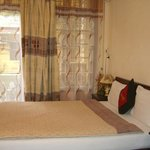  Double Room with window and balcony