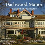  Dashwood Manor Seaside Bed &amp; Breakfast