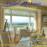  Dashwood Manor Breakfast Room