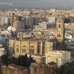  View of Malaga