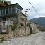 Old house in Akseki