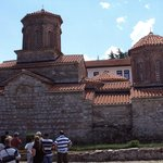  Side view of the main church