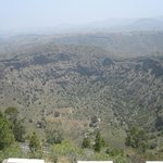  View down into Caldera de Bandama