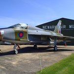 English Electric Lightning T.5 XS417