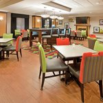 Hampton Inn Norfolk resmi