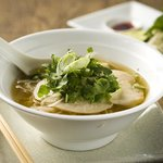 Fresh Herb Chicken Pho
