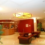 The lobby - the only are with Wi fi..it is like HOLY Place for all US travellers :)