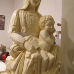  Madonna and Child... now where have I seen that before?