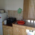 New studio Apartment kitchenette