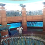  Entrance to the 2nd part of the Aquarium