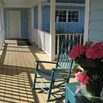  Rocking chairs on the verandah
