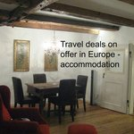  Travel deals in Europe - accommodation