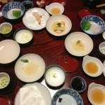  Kanseki dinner