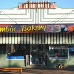 Front of Nimbin Bakery