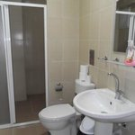 ensuite in double room