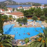 Park hotel Corfu