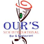  our&#39;s bar &amp; restaurant logo