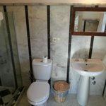 Second room's bathroom