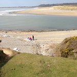  Ogmore on sea 5 miles away from travel lodge