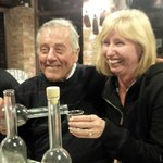  Grappa with Luciano!