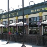 ‪Elephant & Castle Pub & Restaurant‬