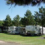 Spacious RV Lots